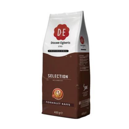 d.e selection