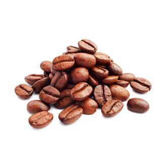 Helbønne kaffe