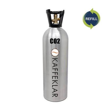 CO2 4 kg refill